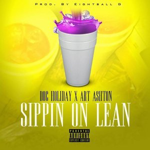 Sippin on Lean (feat. Art Ashton)