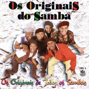Os Originais de Todos os Sambas