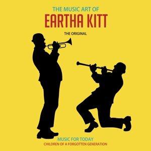 The Music Art of  Eartha Kitt (Thursdays Child)