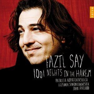Fantasia from the piano sonata in A major K331: Alla turca jazz