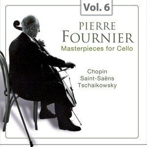Masterpieces for Cello, Vol. 6