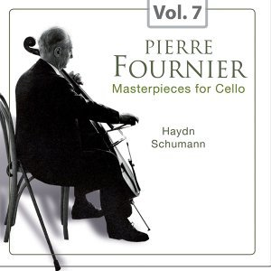 Masterpieces for Cello, Vol. 7