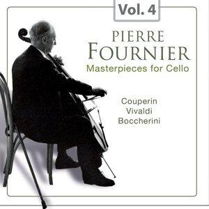 Masterpieces for Cello, Vol. 4