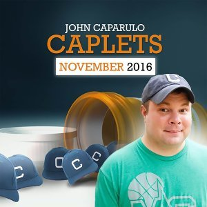 Caplets: November, 2016