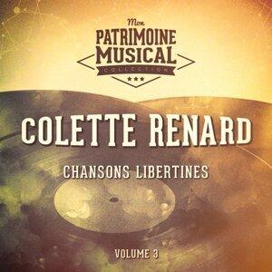 Chansons libertines : Colette Renard, Vol. 3