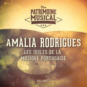 Les idoles de la musique portugaise : Amália Rodrigues, Vol. 1