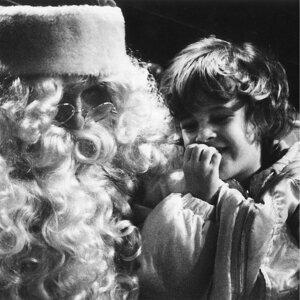 Sometimes Santa ...