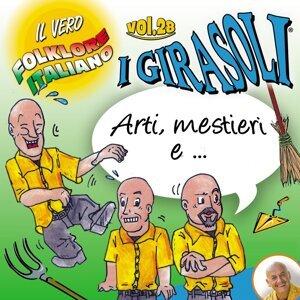 Arti e mestieri e...Il vero folklore italiano, Vol. 28