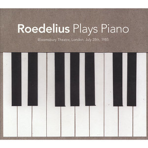 Plays Piano (Bloomsbury Theatre, London, July 28th 1985) - Live