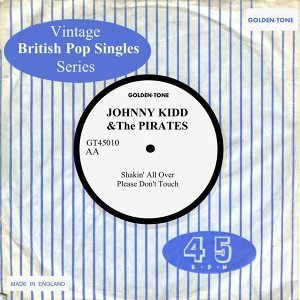 Vintage British Pop Singles: Johnny Kidd & The Pirates