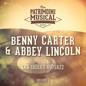 Les idoles du Jazz : Abbey Lincoln et Benny Carter, Vol. 1