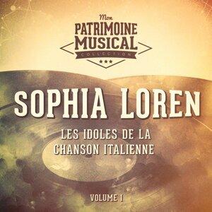 Les idoles de la chanson italienne : Sophia Loren, Vol. 1