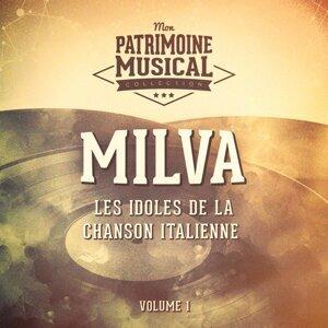 Les idoles de la chanson italienne : Milva, Vol. 1