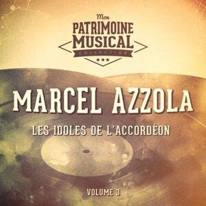 Les idoles de l'accordéon : Marcel Azzola, Vol. 3