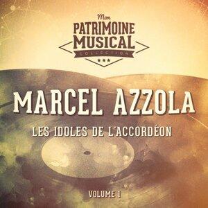Les idoles de l'accordéon : Marcel Azzola, Vol. 1