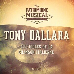 Les idoles de la chanson italienne : Tony Dallara, Vol. 1