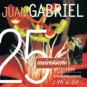25 Aniversario 1971-1996 Edición, Volúmenes 16 a 20