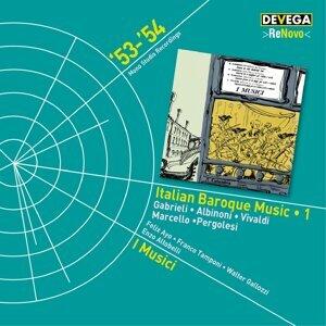 Italian Baroque Music, Vol. 1