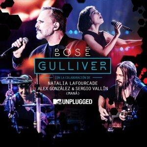 Gulliver (with Natalia Lafourcade, Alex González y Sergio Vallín) - [MTV Unplugged
