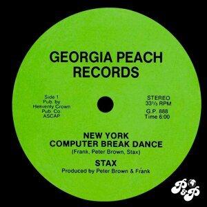 New York Computer Break Dance