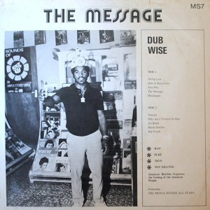 The Message Dubwise