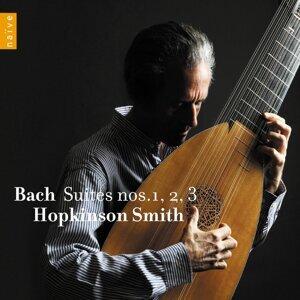 Suite No 1 BWV 1007: I.Prelude