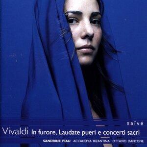 Mottetto RV626 - Aria: In furore iustissimae irae. Allegro