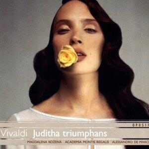 Juditha Triumphans, Seconda parte: Juditha Aria (Transit aetas)