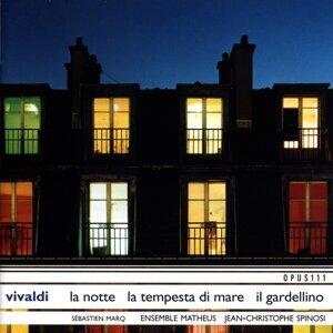 """Concerto """"Il gardellino"""" RV428: II. Cantabile"""