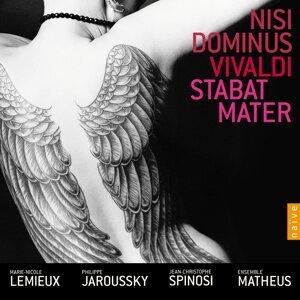 Nisi Dominus, RV 608: I. Nisi
