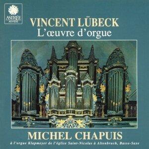 Lübeck: L'œuvre d'orgue - Orgue Klapmeyer de l'église Saint-Nicolas à Altenbruch, Basse-Saxe