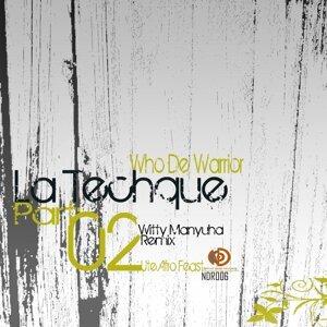 La Techque, Pt. 2 - Witty Manyuha's Remix Ute Afro Feast