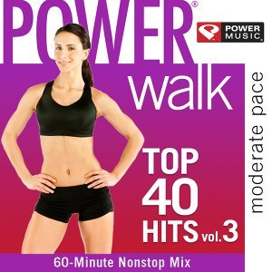 Shape Walk - Top 40 Hits Vol. 3 (60 Min Non-Stop Moderate Pace Workout Mix (128-132 BPM) )