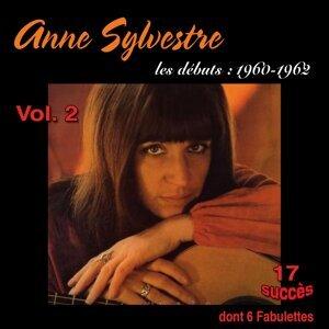 Anne Sylvestre - Les débuts 1960-1962