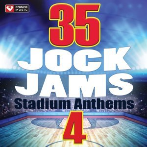 35 Jock Jams 4 - Stadium Anthems