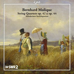 Molique: String Quartets, Opp. 42 & 44
