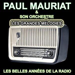 Paul Mauriat et son orchestre - Les grandes mélodies - Les belles années de la radio