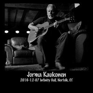2016-12-07 Infinity Hall, Norfolk, CT (Live)
