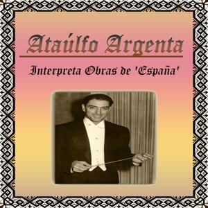 Ataúlfo Argenta, Interpreta Obras de 'España'