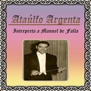 Ataúlfo Argenta, Interpreta a Manuel de Falla