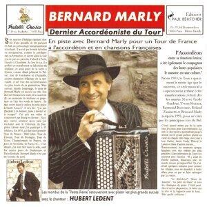 Bernard Marly, Dernier Accordéoniste du Tour