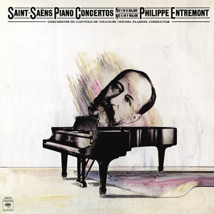 Saint-Saëns: Piano Concerto No. 1 in D Major for Piano and Orchestra, Op. 17 & Piano Concerto No. 5 in F Major, Op. 103