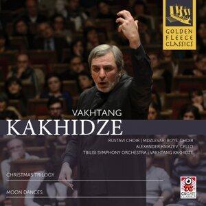 Kakhidze: Christmas Trilogy & Moon Dances