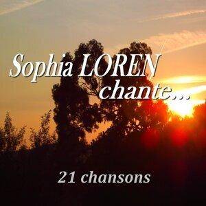 Sophia Loren chante... - 21 chansons
