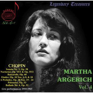 Martha Argerich Live, Vol. 4