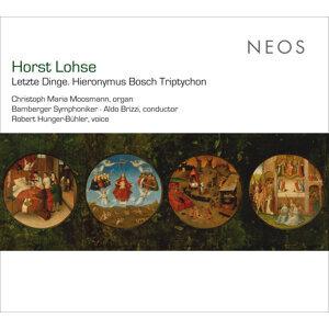 Horst Lohse: Letzte Dinge – Hieronymus Bosch Triptychon