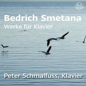 Smetana: Werke für Klavier, Vol. 2