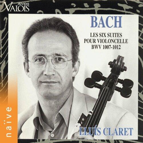 Bach: 6 Suites pour violoncelle