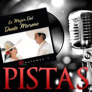 Lo Mejor del Dueto Moreno, Vol. 1 (Pistas)