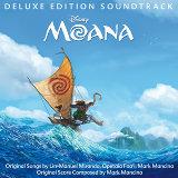 Moana (海洋奇緣) - OST電影原聲帶